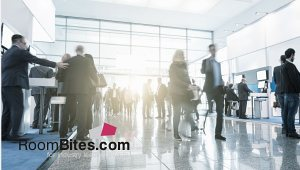 Room Bites Trade fairs and congresses booking system